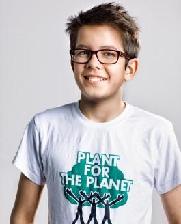 Der 3-Punkte-Plan zur Rettung unserer Zukunft: Felix Finkbeiner von 'Plant-for-the-Planet' bei FIELD OF VIEW