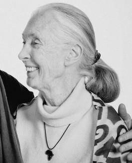 Interview mit Dr. Jane Goodall schließt Dreharbeiten für SUSTAINABLE-Reihe ab